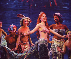 broadway and little mermaid image