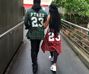couple, love, and pyrex image