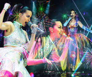 beautiful, katy perry, and prismatic worl tour image