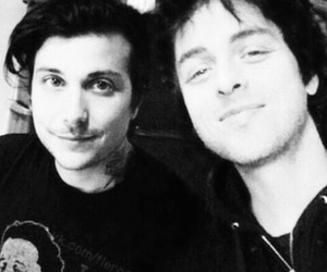 band, billie joe armstrong, and frank iero image