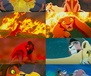 disney, lion king, and the lion king 2 image