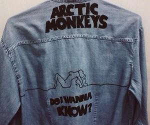 arctic monkeys, do i wanna know, and grunge image