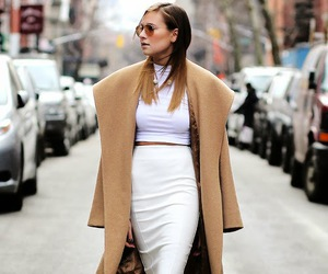 fashion, style, and danielle bernstein image