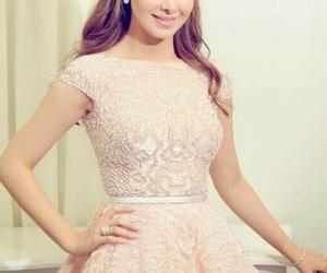 nancy ajram and dress image
