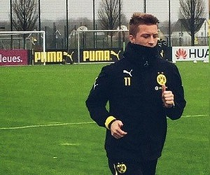 germany, borussia, and marco reus image