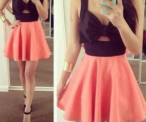adorable, dress, and fashion image