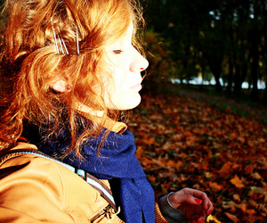 autumn, hair, and nails image