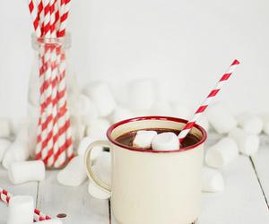 chocolate, christmas, and hot chocolate image