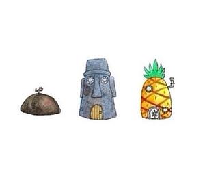 patrick, spongebob, and star image