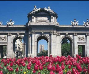 spain, madrid, and travel image