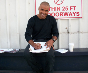 criminal minds and shemar moore image