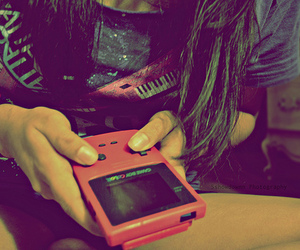 game and game boy image