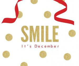 christmas, smile, and wallpaper image