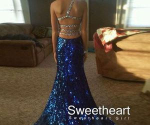 evening dress, prom dress, and prom dresses image