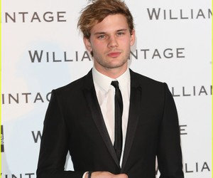 boy, fallen, and jeremy irvine image