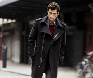 model, Sean O'Pry, and sexy image