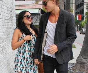 celebrities, couple, and vanessa hudgens image