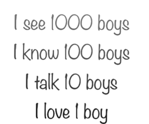 boys, couple, and love image