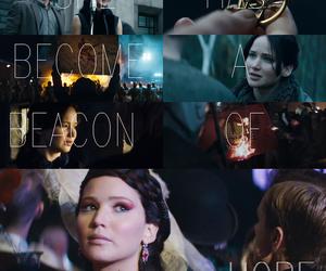 Jennifer Lawrence, katniss, and catching fire image