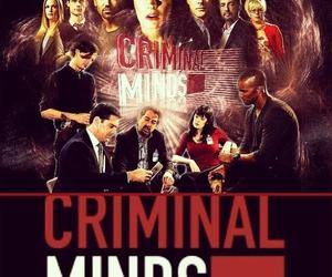 criminal minds, matthew gray gubler, and spencer reid image