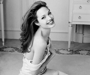 Angelina Jolie, beautiful, and dress image