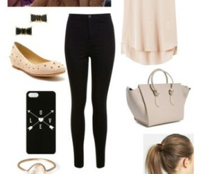 clothes, fashion, and Polyvore image
