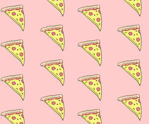 pizza, wallpaper, and gif image
