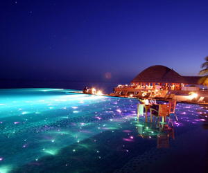beautiful, lights, and places image