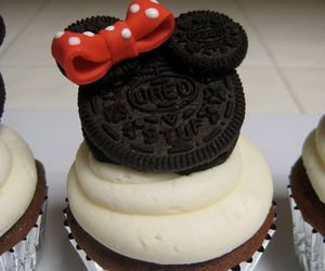 cupcake, oreo, and food image