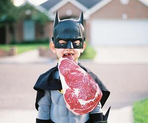 batman, boy, and child image