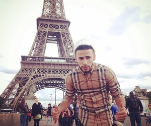 paris, adam, and adam saleh image