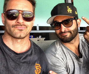 teen wolf, ian bohen, and tyler hoechlin image