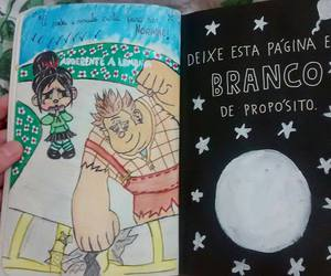 desenho, wreck this journal, and wreck this journal ideas image