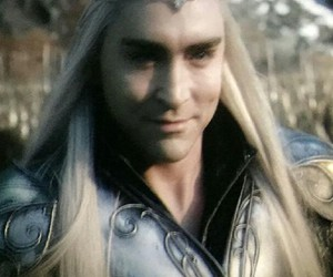 lol, thranduil, and the hobbit 3 image