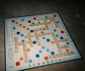 harry potter and scrabble image