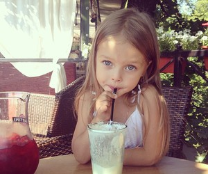 girl, cute, and baby image