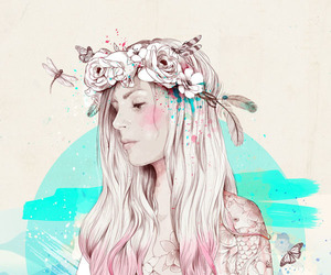 amazing, drawings, and illustrations image