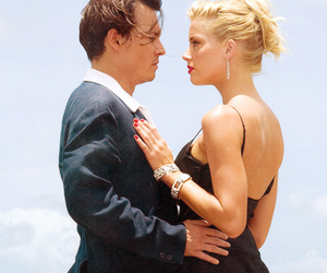 actor, johnny depp, and actress image