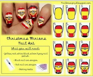 diy and nail art image