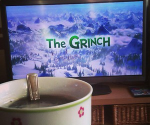 christmas, grinch, and relax image