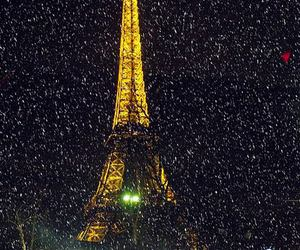 eiffel tower, passion, and france image