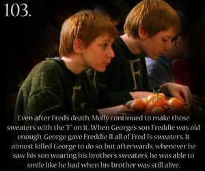 harry potter and Fred image