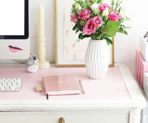 book, pink, and pretty image