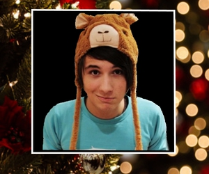christmas, edit, and amazingphil image