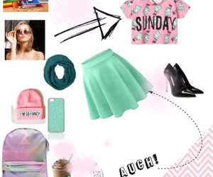 fashion, outfit, and perfect image
