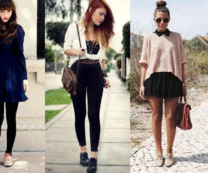 outfits, oxford, and shoes image