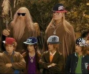 LOTR, hobbit, and swag image