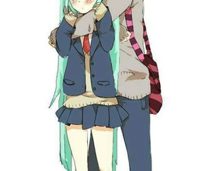 len, vocaloid, and rin image