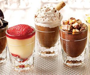 food, chocolate, and dessert image