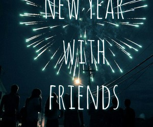 boys, girls, and new year image